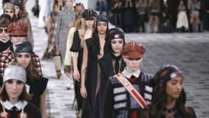 Fashion Week Paris: Dior und Saint Laurent stellen Herbst- und Winterkollektion vor